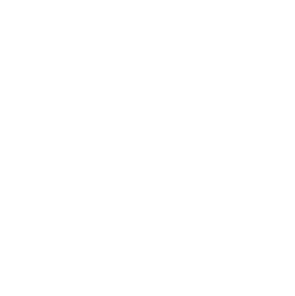 A graphic of a person holding Compact Cane, sending out ultrasound waves to detect obstacles